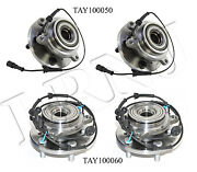 Land Rover Discovery 2 1999-2004 Front And Rear Hub Assembly With Abc Sensor Set
