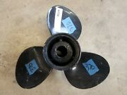 13 3/4 X Pitch Unknown Aluminum Prop Fits All Makes 4.25 Flo Torq 370