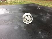 1 -16 Inch Used Alloy Wheel From A 1500 Series Chevrolet Truck Silverado