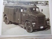 Big 1959 Dodge Bell Telephone Truck 11 X 17 Photo Picture