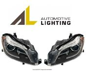 For Mercedes W166 Pair Set Of Left And Right Bi Xenon Headlights Al