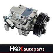 A/c Compressor With Clutch For Mazda 6 And Mazda 3 Mazda Speed 4cyl 2.3l
