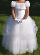 Christie Helene Couture Collection First Communion Dress