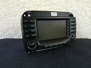 Mercedes S Cl S55 Class Gps Navigation Cd Screen Information Display Monitor Oem