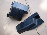 Porsche 944 Turbo S2 Plastic Fuse Box Covers For Under Dashboard Wiring