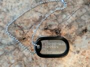 1068 Prefix Goose Band- Duck Bands Military Dog Tag Not Unreported Necklace