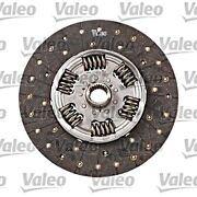 Valeo Clutch Disc 829075 Fits Volvo Fh Platform / Chassis Truck Tractor 2003-