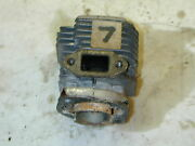 Robin Grass Cutter Nb16s Weed Eater Oem - Cylinder Head