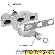 2000 Bmw 328ci 2.8l Magnaflow Direct-fit Catalytic Converter Manifold Rear New