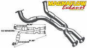 2006-2009 Jeep Grand Cherokee 6.1l Assy Magnaflow Direct-fit Catalytic Converter