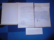 Contract Of Serbia Milos Obrenovic Buying Property From Turks 1818