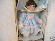 Designer Guild Collection Porcelain Cloth Doll 22 By Thelma Resch Ltd Ed 474