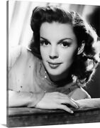 Judy Garland 1922-1969, Actress And Canvas Wall Art Print, Celebrity Home