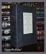 Lord Of The Rings By J.r.r. Tolkien Sealed 50th Anniversary Deluxe Collectible