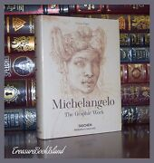 The Graphic Work Of Michelangelo Art Paintings New Sealed Deluxe Hardcover