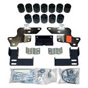 Performance Accessories 3 Body Lift Kit For Avalanche Gas W/cladding 2002-2006