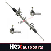 New Power Steering Rack And Pinion + 2 Outer Tie Rod Ends For Toyota Avalon Solara