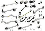 For Bmw E39 525i 528i 530i Front And Rear 22 Piece Control Arm Kit Lemfoerder
