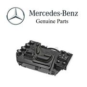 For Mercedes W220 S430 Driver Left Seat Adjustment Switch W/ Programming Genuine
