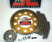 Kawasaki Zx-10r And03904-05 Supersprox Z1r 520 Extended Length Chain And Sprocket Kit