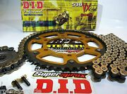 Honda And03908/18 Cbr1000rr Quik Accel Did X-ring 530 Supersprox Chain And Sprocket Kit