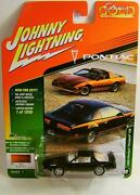 1986 And03986 Pontiac Firebird Trans Am T/a White Lightning Chase Car 1of26 Diecast
