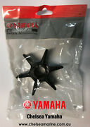 Genuine Yamaha Outboard Water Pump Impeller 6e5-44352-01