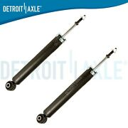 Rear Driver And Passenger Absorbers Assembly For 2009 - 2014 Nissan Murano Shocks