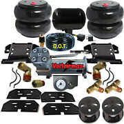B Chassistech Tow Kit 2500/3500 Ram 03-11 Compressor And Manual Valve 2 Lift