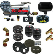 B Chassistech Tow Kit Toyota Sienna 2004-2015 Compressor And Manual Valve