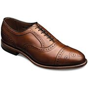 Allen Edmonds Mens Strand Cap Toe W/ Perfing- Pick Sz/color.