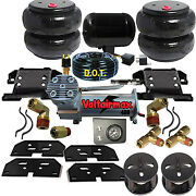B Chassistech Tow Kit 2500/3500 Ram 03-11 Compressor W/ Push Buttons 2 Lift