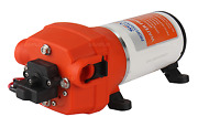 High Pressure Water Pump 12 V Dc 40 Psi 4.5 Gpm 1/2 In. Fittings Replace Flojet
