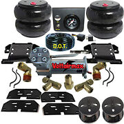 B Chassistech Tow Kit 2500/3500 Ram 03-11 Compressor W/ Epush Buttons 2 Lift