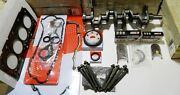 Crankshaft And Bearings And Gaskets And Bolts And Oil Seals Nissan 1.5 Dci K9k 05