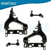 Front Lower Control Arm With Ball Joint Assembly For Gmc Envoy Chevy Trailblazer