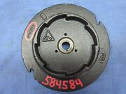 Johnson Evinrude 9.9 Hp And 15 Hp Flywheel 584584 1998 Year Low Hours On It