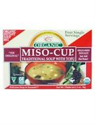 Edward And Sons Miso Cup Mix Trdnl Org 4p Partno 23580 By Edward And Sons Single