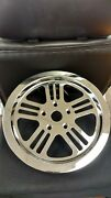 Harley Chrome Style 53 Wcc Jesse James Belt Pulley Sprocket 70 Tooth X 1.5