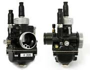 Original Dellorto Phbg Scooter And Moped 21mm Black Racing Edition Carb