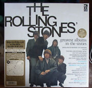 The Rolling Stones Greatest Albums In The Sixties Japan Mini Lp Shm-cd Box Ss
