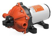 Seaflo 12v 5.0gpm 60 Psi Variable Flow Watter Pressure Pump With Bypass Valve