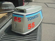 Tohatsu / Nissan 55 Hp Hood / Outboard Engine Cover Nos     H7