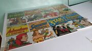 Justice Society Returns 1 One Shots Dc/1999/golden Age Lot Of 8