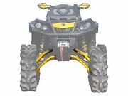 Superatv 6 Lift Kit With Rhino Axles For Can-am Renegade Gen 2 - Yellow