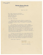Robert F. Kennedy - Typed Letter Signed - Declines To Name Building After Jfk