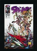 Spawn 9 Image Comics 3/93 1st Appearance Of Angela In Thor Ragnarok Unpressed