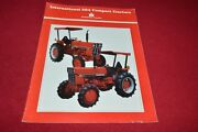 International Harvester 284 Compact Tractor Dealers Brochure Yabe14