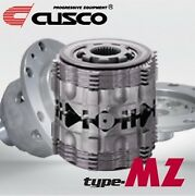 Cusco Lsd Type-mz For Lancer Evolution Vii Ct9a 4g63 Lsd 141 A 1and2way