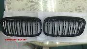 Mit Glossy Black Front Kidney Double Rims Grille Bmw F45 2 Series 2014-on
